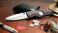 Ножи фирмы Hoffner knives (Chiseled Defensive Folding Knives 3.5)FK-S3SBS-CMA