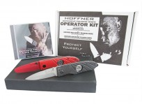 Ножи фирмы Hoffner knives (Defensive Folding Knife Operator Kit)OPK-DFK-SR