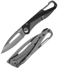 Нож BUCK модель 0818CFS Apex Carbon Fiber Titanium Coated