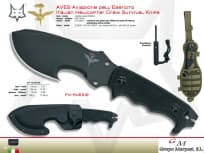 Нож Fox FKMD Survival Aves FX-AVES12