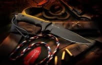 Нож Spartan Blades William Harsey Difensa SB/SB19BKBKNLBK-R