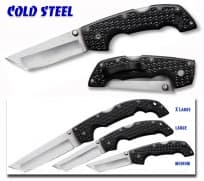 "Складной нож фирмы Cold Steel ""Voyager Medium Tanto"" CS/29TMT"