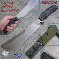 "Нож мачете фирмы Fox -FKMD ""FOX GOLOK HITAM MACHETE"" OF/FX-9CM02B"